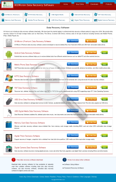 001Micron Android Data Recovery Software 001Micron Android Data Recovery Software preview. Click for more details