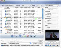 4Media DVD to iPhone Converter 6 for Mac