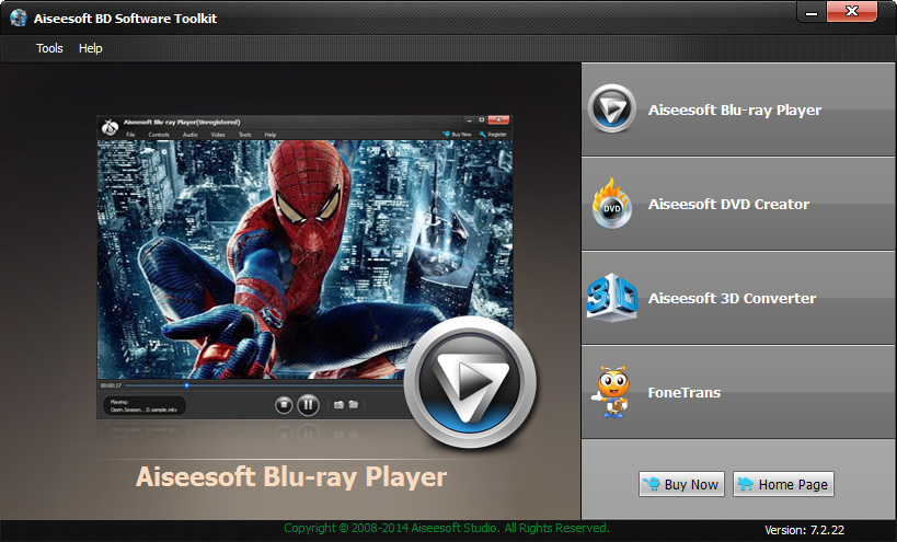 Aiseesoft BD Software Toolkit Lifetime License