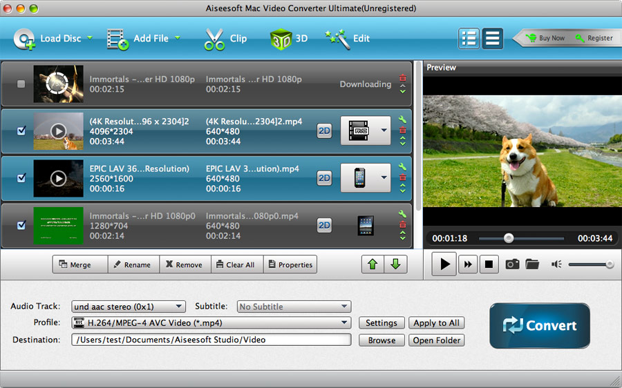 Aiseesoft Mac Video Converter Ultimate Two Years