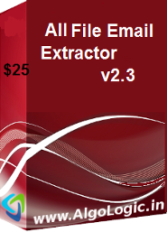 All File Email Address Extractor