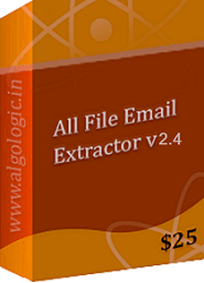 All Files Email Extractor (5 Years License)