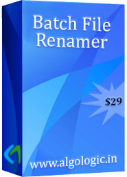 Batch File Renamer v2.4