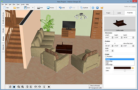 Interior Design 3D - Gold version