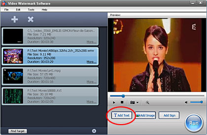 Video Watermark Pro for Package