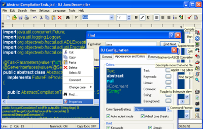 DJ Java Decompiler 3.12