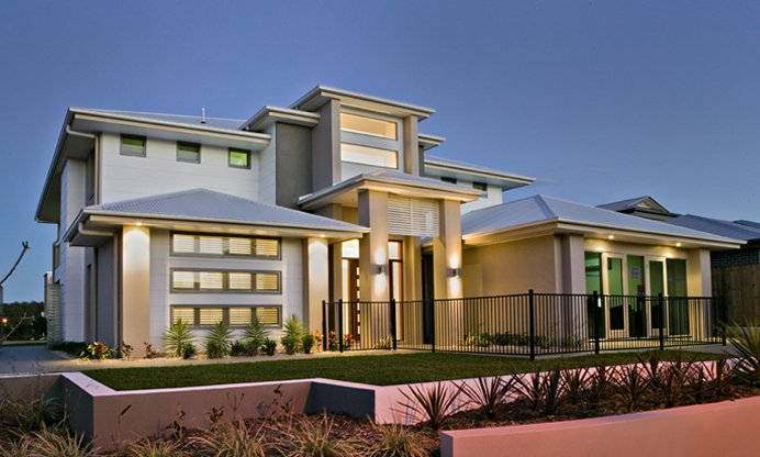 Home Designs Two Level Homes