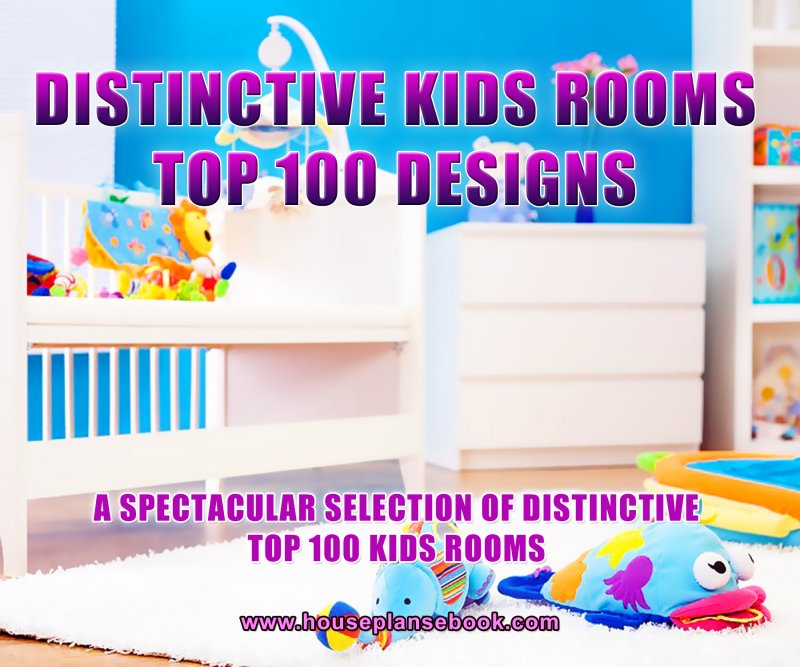 Kids Rooms Design Book
