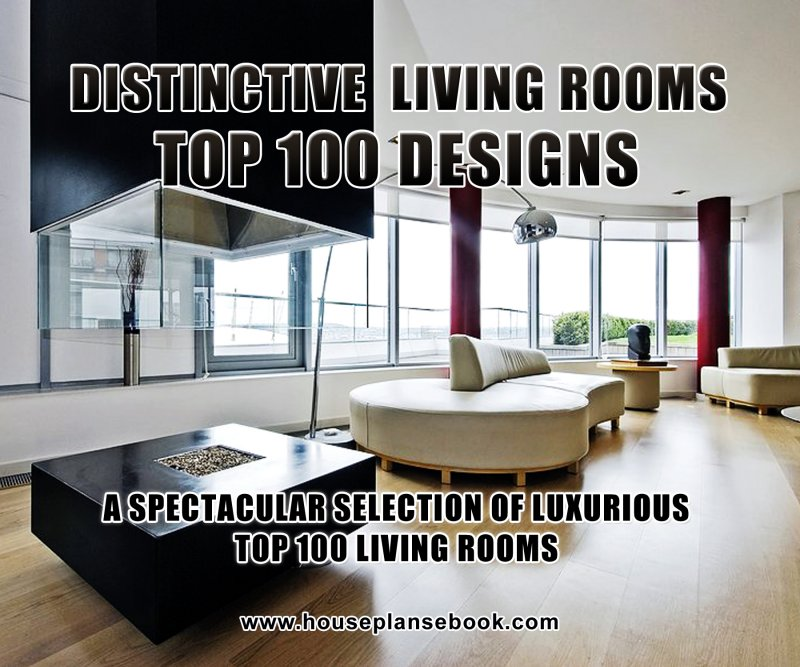 Living Rooms Design Book