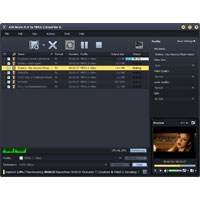 AVCWare FLV to MPEG Converter 6
