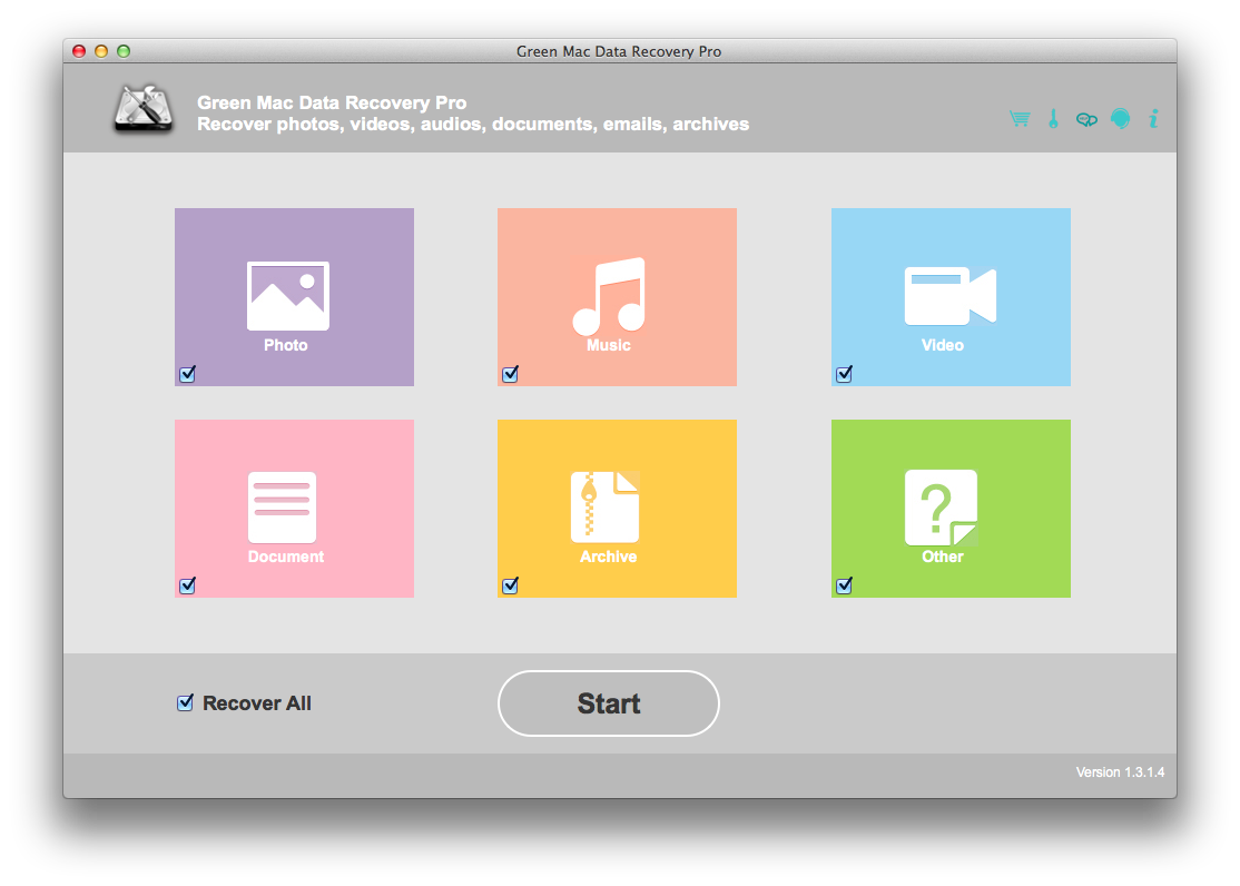 Green Mac Data Recovery Pro Lifetime License