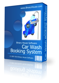 Car Wash Booking System - Month Subscription