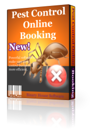 Pest Control Online Booking - Month Subscription