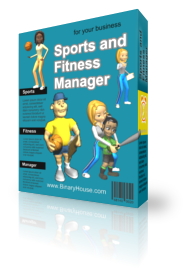 Sports and Fitness Manager for Workgroup