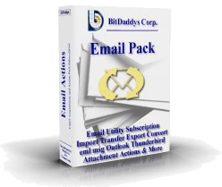 email conversion and action pack subscription