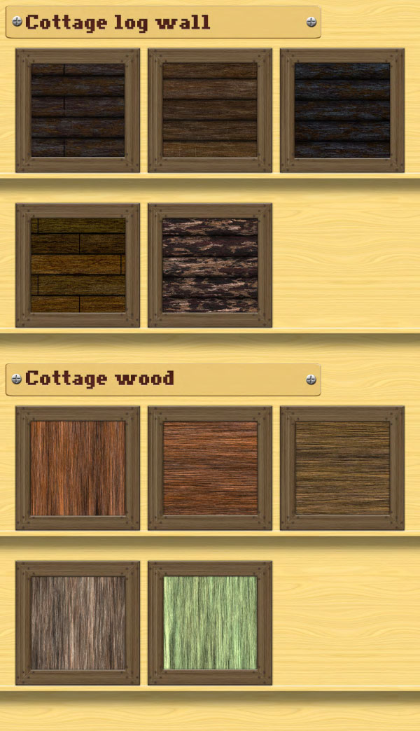 Wood! Wood! Patterns