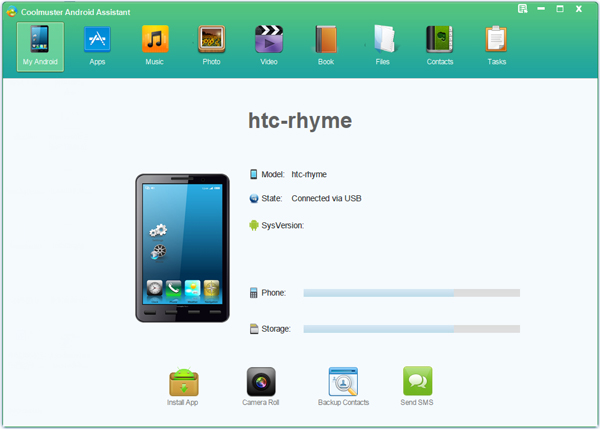Coolmuster Android Assistant - 1 Year License(1 PC)