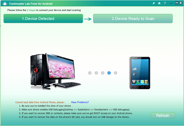 Coolmuster Lab.Fone for Android - Lifetime License(3 Devices, 1 PC)