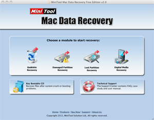 Mac Data Recovery - Enterprise License
