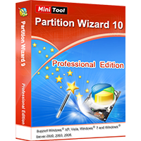 MiniTool Partition Wizard Professional + Boot Media Builder