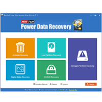 MiniTool Power Data Recovery- Technician License