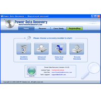 Power Data Recovery Boot Disk