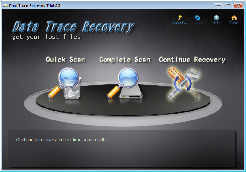 Data Trace Recovery Unlimited 3.5