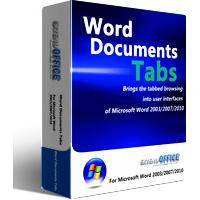 Tabs for Word