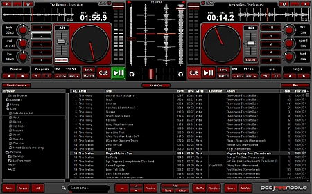 PCDJ RED Mobile 2 (DJ Software for Windows and MAC)