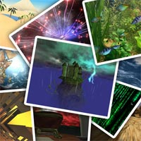 Digital Minds Space Screensavers for Windows Pack