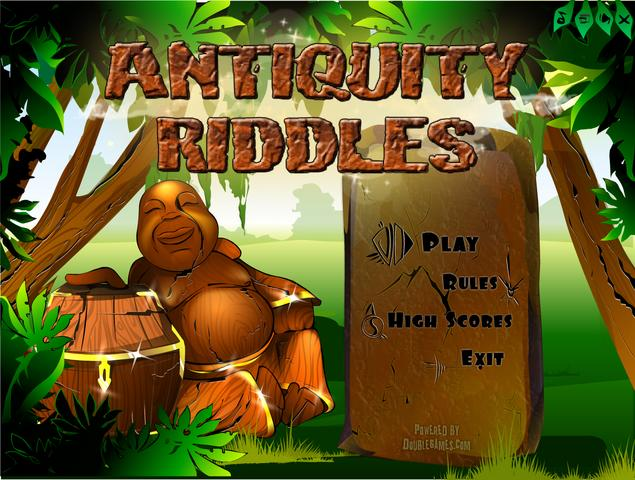 Antiquity Riddles
