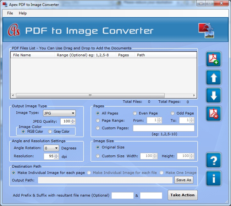 Apex PDF to Image Converter - Business License