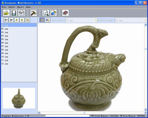 Modelweaver 3.00 for Windows