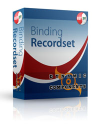 DC Binding Recordset
