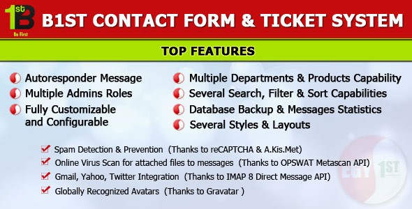 PHP Ticket System