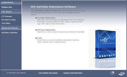 SEO Ad/Video Submission Standard Edition