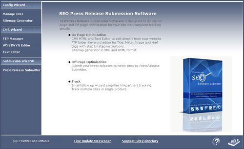 SEO PR Submission Standard Edition