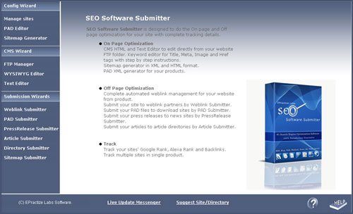 SEO Software Professional Edition