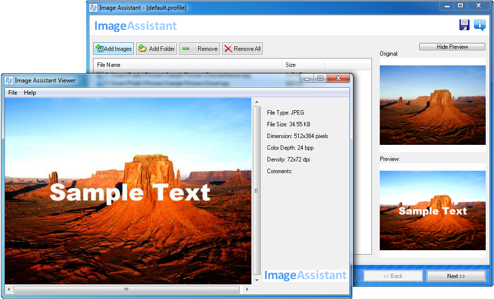 Image Assistant (Site License)