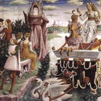 Italian Renaissance Art Screensaver- 900 Paintings & Frescoes by over 100 Artists in One Screensaver