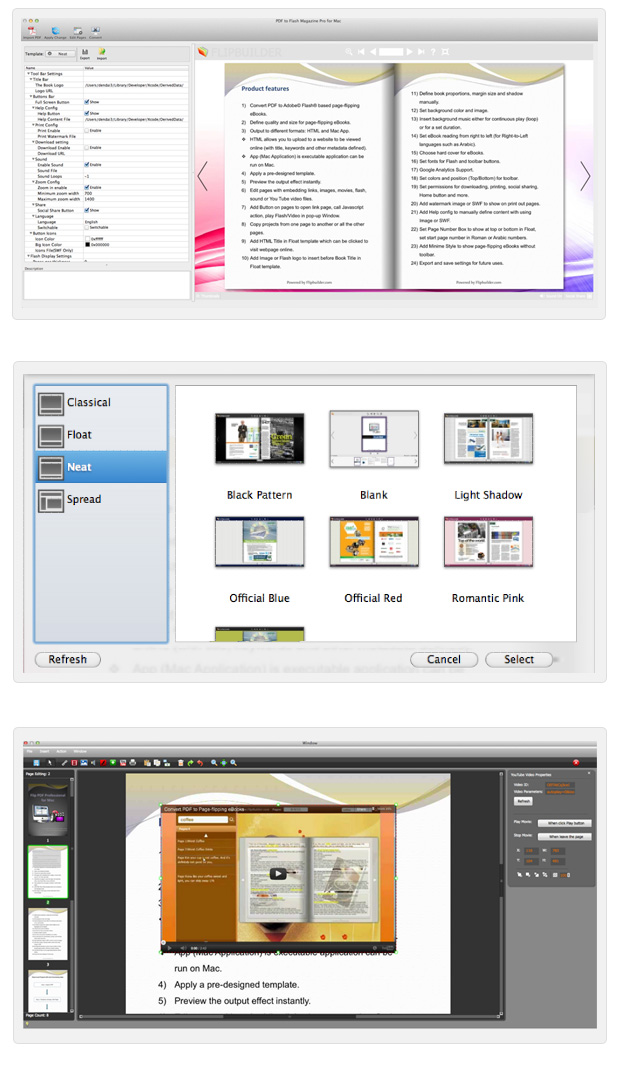 Page Turning Professional for PDF Mac
