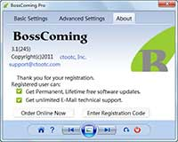 Hibosoft BossComing Boss Key
