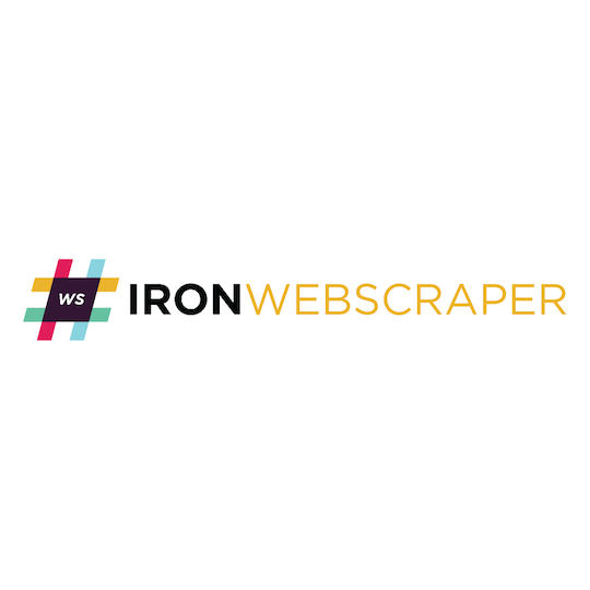 IronWebScraper SaaS License