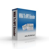 WMA To MP3 Encoder