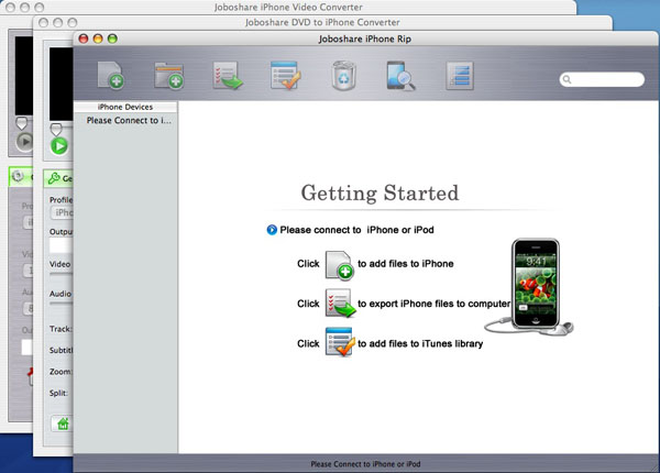 Joboshare iPhone Mate for Mac