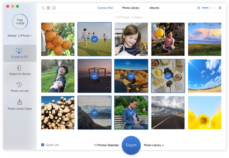 PrimoPhoto for Mac - 1 year subscription
