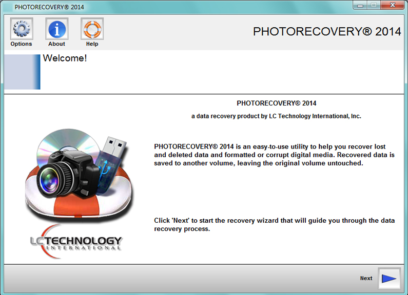 PHOTORECOVERY 2014 Professional (PC)