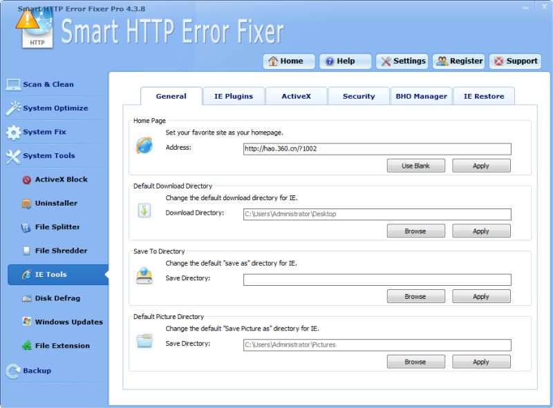 Smart HTTP Error Fixer Pro