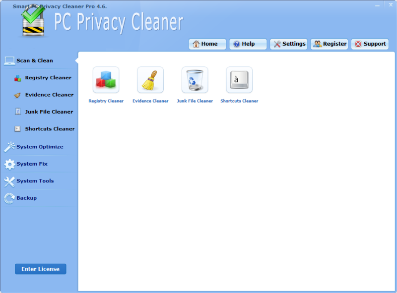 Smart PC Privacy Cleaner Pro