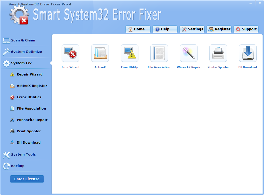 Smart System32 Fixer Pro